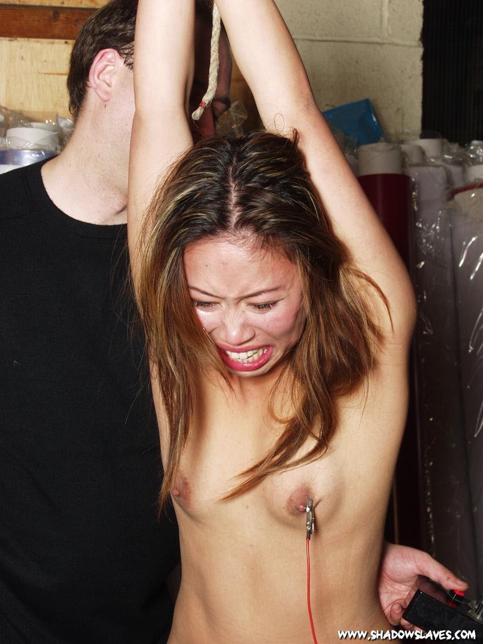 Enjoyed Chubby japanese bondage women ass