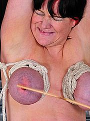 Breast Whipping And Spanking